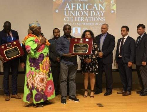 MDASR Sponsors African Union Day Celebration