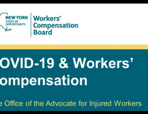 Submitting a COVID-19 Workers' Compensation Claim